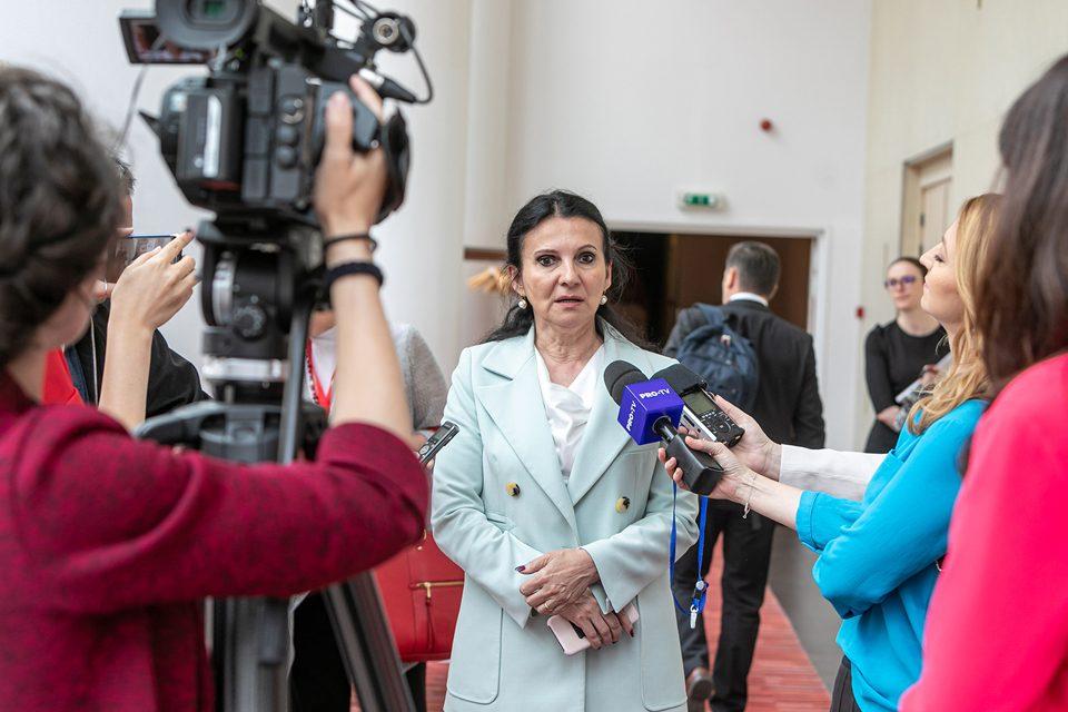Sorina Pintea: România are nevoie de 144 aparate de radioterapie; avem în acest moment 32 funcţionale