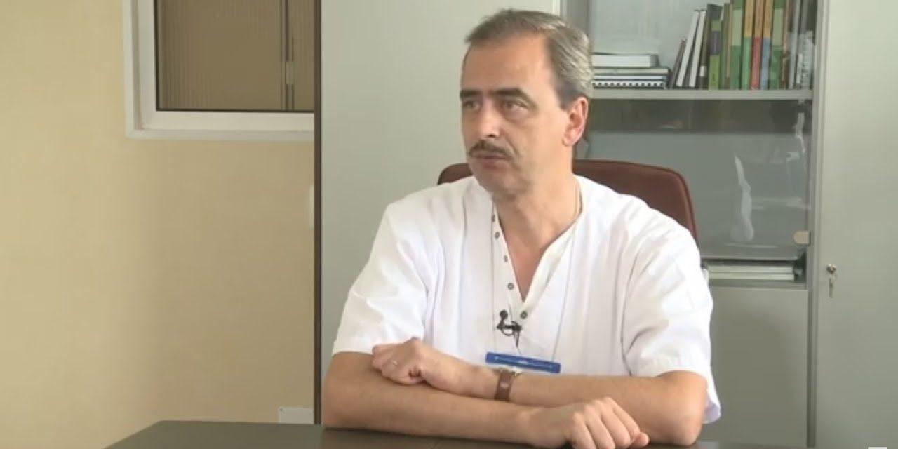 Gabriel Dimofte (IRO Iaşi): Mulţi au falsa impresie că boala neoplazică e incurabilă; este o mare greşeală
