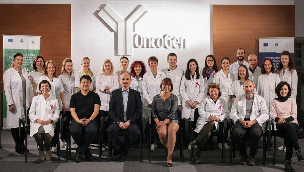 Cercetătorii OncoGen Timișoara fac pași importanți în obținerea unui vaccin personalizat împotriva cancerului