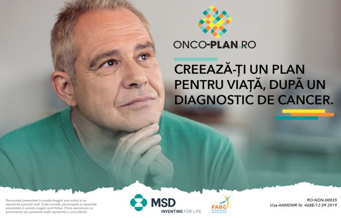 A fost lansată ONCO-PLAN.RO, platforma online cu informații despre nutriție, sănătate emoțională și comunicare dedicată persoanelor cu cancer