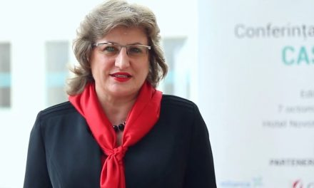 Conf. dr. Diana PĂUN: Asociațiile de pacienți au constituit dintotdeauna partenerul cel mai de nădejde