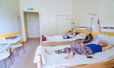 Secție de Oncologie medicală, din mai, la Spitalul Județean din Timișoara
