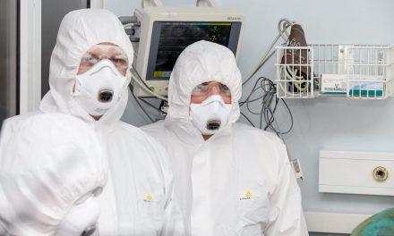 Iaşi: Primul pacient cu tumoră cerebrală, confirmat cu COVID-19, operat cu succes la Spitalul de Neurochirurgie