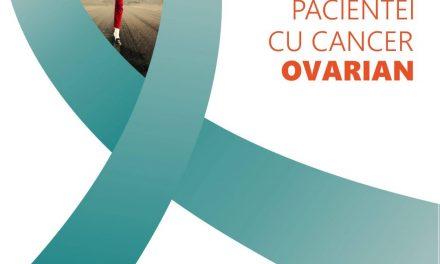 Ghid pentru pacientele cu cancer ovarian lansat de Federaţia Asociaţiilor Bolnavilor de Cancer, în parteneriat cu Roche România