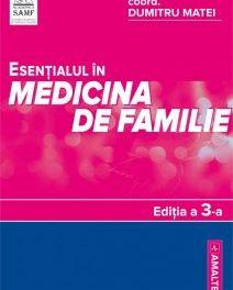 Trei volume de mare interes pentru medicii de familie, de la Editura Amaltea