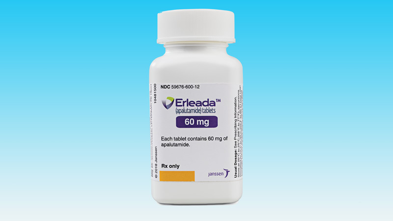 Apalutamida scade riscul de deces cu 22% în cancerul de prostată non-metastatic, rezistent la castrare