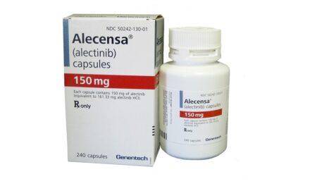 Alectinib crește supraviețuirea globală la 5 ani la pacienții cu cancer pulmonar non-microcelular metastatic, ALK-pozitiv