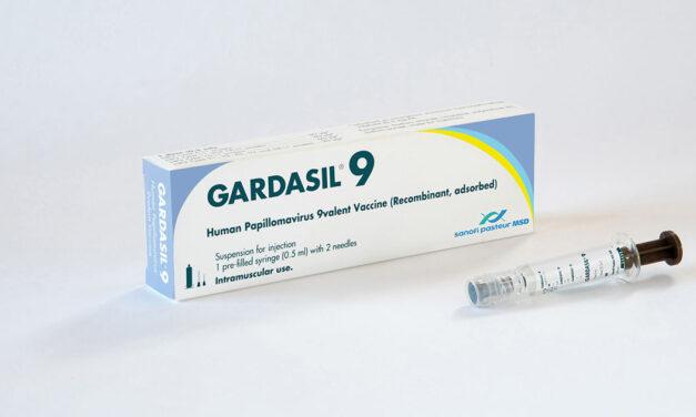 FDA extinde indicația vaccinului anti-HPV, Gardasil 9, pentru prevenția cancerului de cap și gât