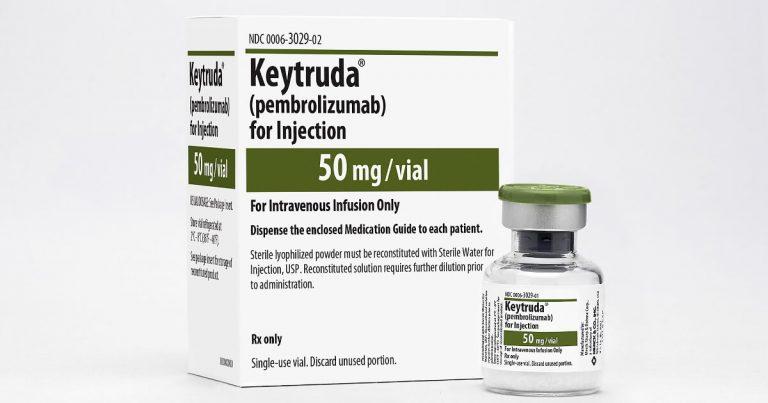Pembrolizumab determină o rată de răspuns de 65,6% în tratamentul limfomului Hodgkin de tip clasic refractar sau recidivant