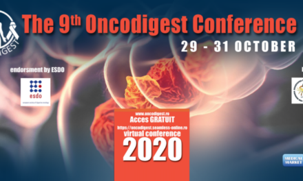 Congresul Oncodigest are loc online, pe 29-31 octombrie