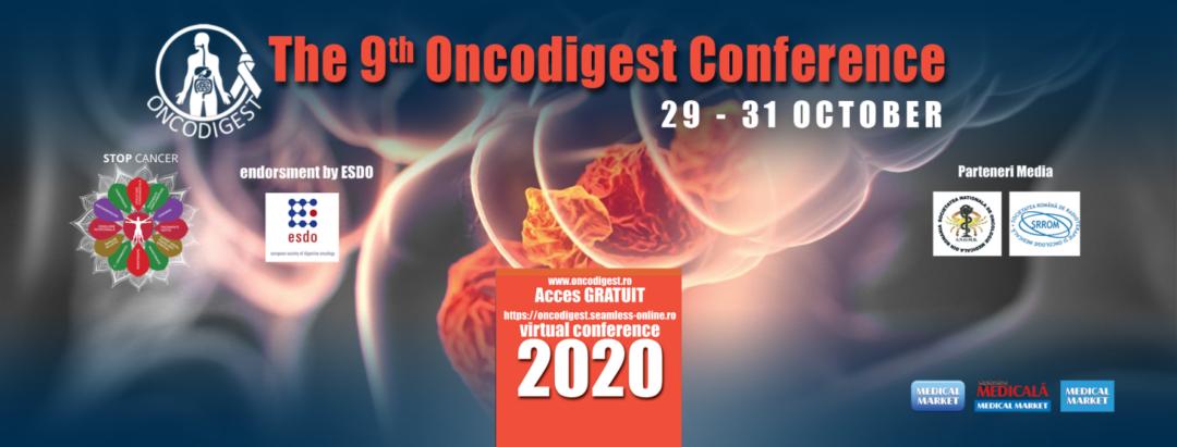 Congresul Oncodigest are loc online, pe 29-31 octombrie