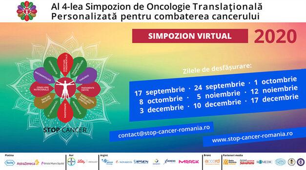Al patrulea Simpozion Translațional de Oncologie Personalizată pentru Combaterea Cancerului