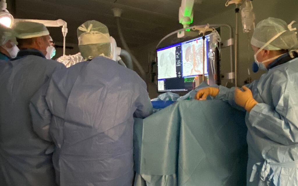Spitalul Sf. Constantin Brașov devine unul din cele mai importante centre pentru tratamentul complet al bolilor cardiovasculare din România