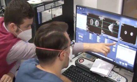 """VIDEO Timiș: Nouă procedură de investigație non-invazivă a cancerului de sân la spitalul """"Victor Babeș"""""""