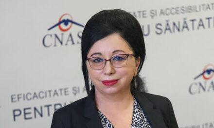 Adela Cojan, Vicepreședinte CNAS: Medicii și pacienții din România au acces la tratamente inovatoare, pentru managementul leucemiei limfocitare cronice