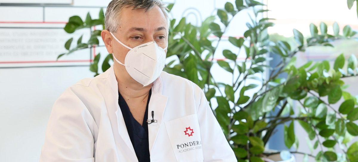 Prof. dr. Adrian Săftoiu despre cancerul colorectal, complianța românilor la testul FIT și la colonoscopie