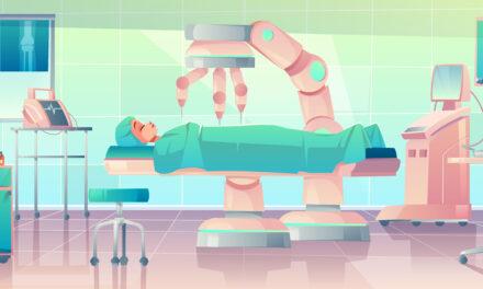 Tipul de cancer care poate fi tratat doar prin operație, cu ajutorul unui robot