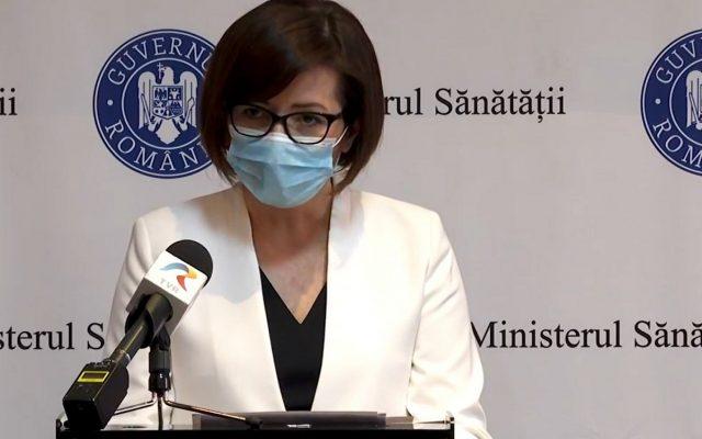 Ioana Mihăilă: În acest an, am reuşit să bugetăm 40.000 de doze de vaccin anti-HPV