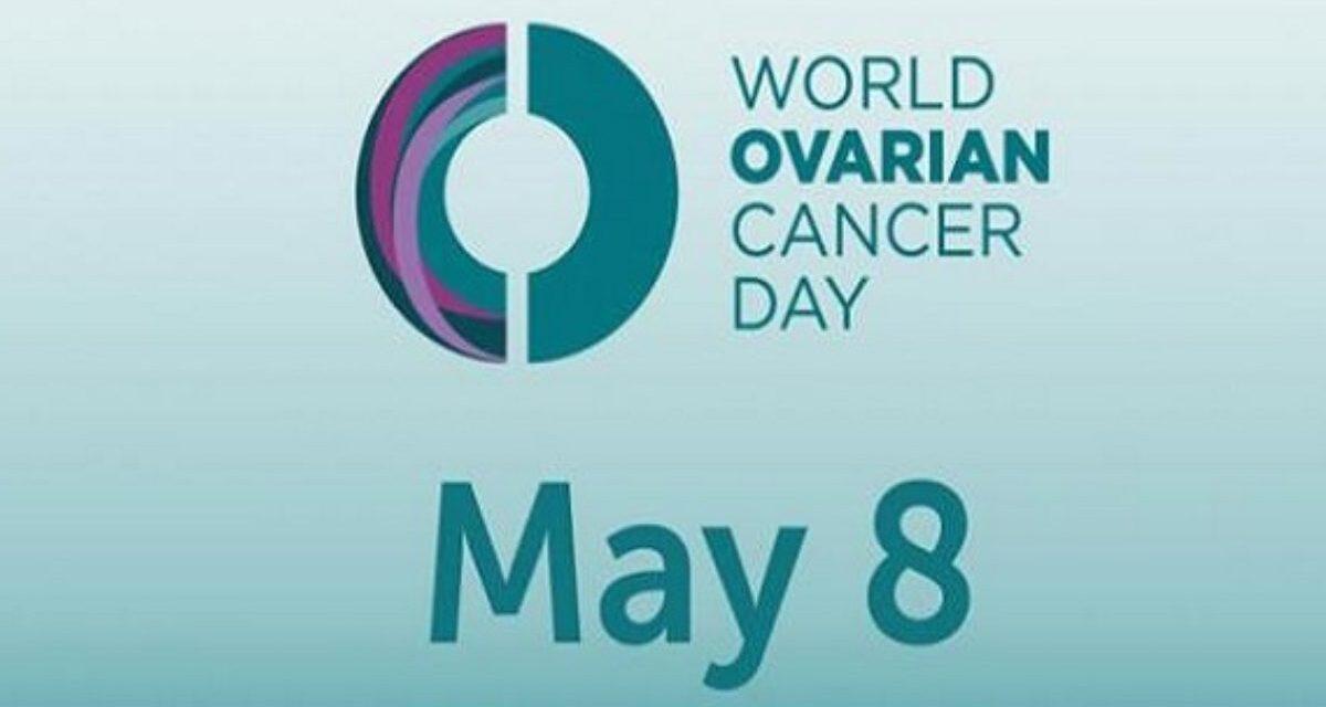 8 mai – Ziua mondială de luptă împotriva cancerului ovarian