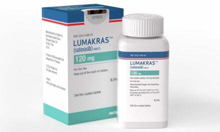 FDA aprobă prima terapie care are ca țintă o mutație a genei KRAS, cu indicație în cancerul pulmonar non-microcelular avansat