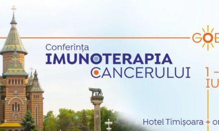 """A IVa ediție a Conferinței Naționale """"Imunoterapia cancerului"""", organizată de Asociația OncoHelp"""