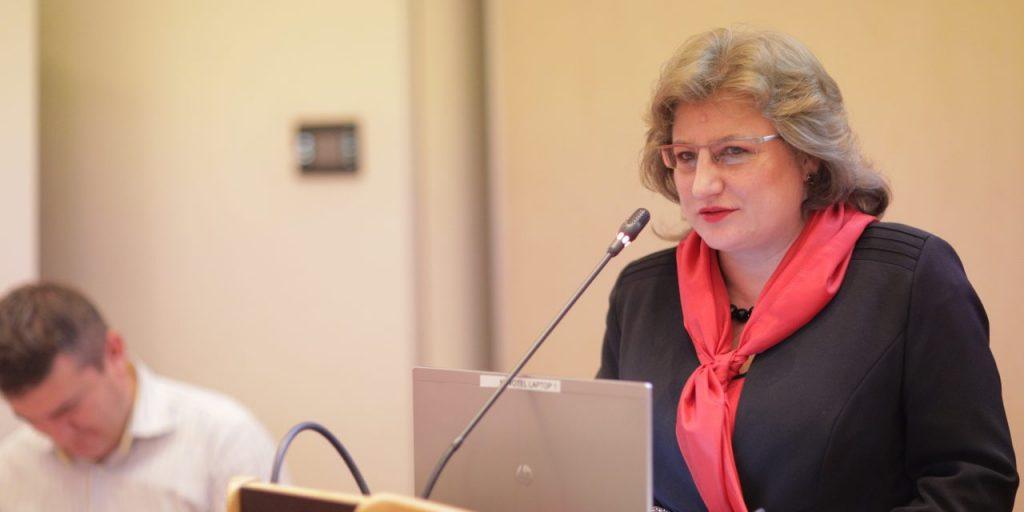 Consilierul prezidențial Diana Păun: Povestea unei paciente cu cancer tiroidian, unul din motivele pentru care lupt pentru impunerea legislației