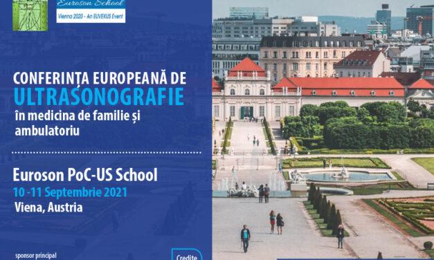 Acces online gratuit la Conferinta Europeana de Ultrasonografie, pentru medicii si rezidentii sub 35 de ani