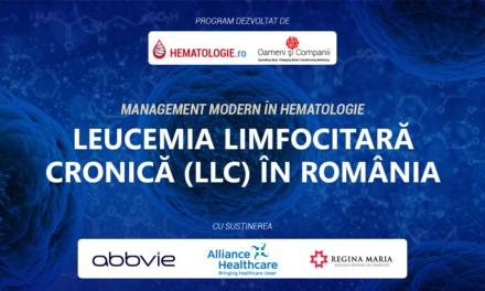 Managementul Leucemiei Limfocitare Cronice în România în 2021