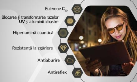 Tehnologia Hyperlight Eyewear oferă beneficii substanțiale pentru sănătate prin transformarea luminii