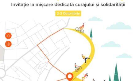 Biciclim pentru curaj! – O inițiativă a Asociației Little People România