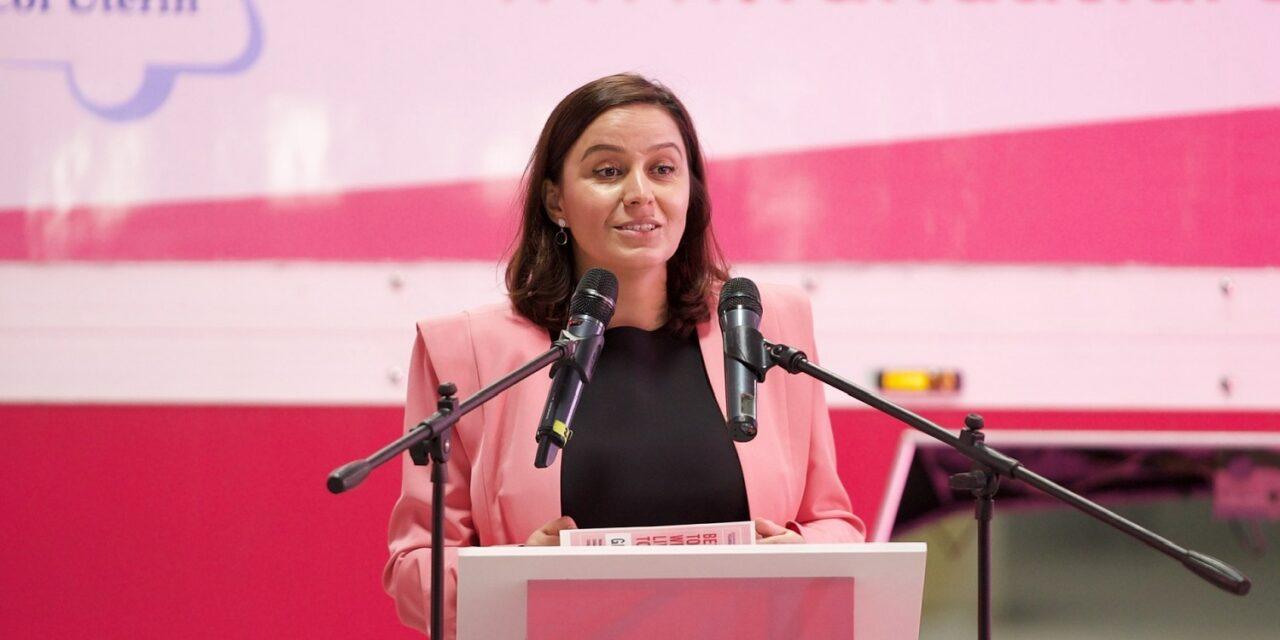 Fundaţia Renaşterea şi Fundaţia Globalworth au lansat Caravana Mobilă de diagnostic a cancerului de col uterin