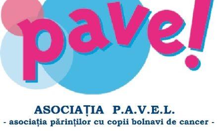 """Asociația P.A.V.E.L. anunță încheierea cu succes a proiectului """"Centrul de Servicii și Resurse P.A.V.E.L. – ajutor umanitar pentru copiii și tinerii care au cancer"""""""
