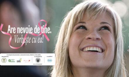Cluj: Campanie de prevenţie a cancerului de sân lansată de IOCN şi U-BT